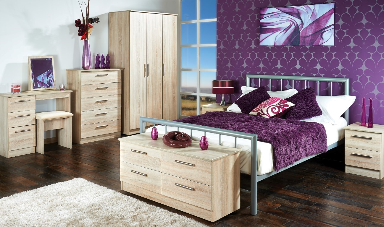 Wel e Furniture Contrast Roomset Examples