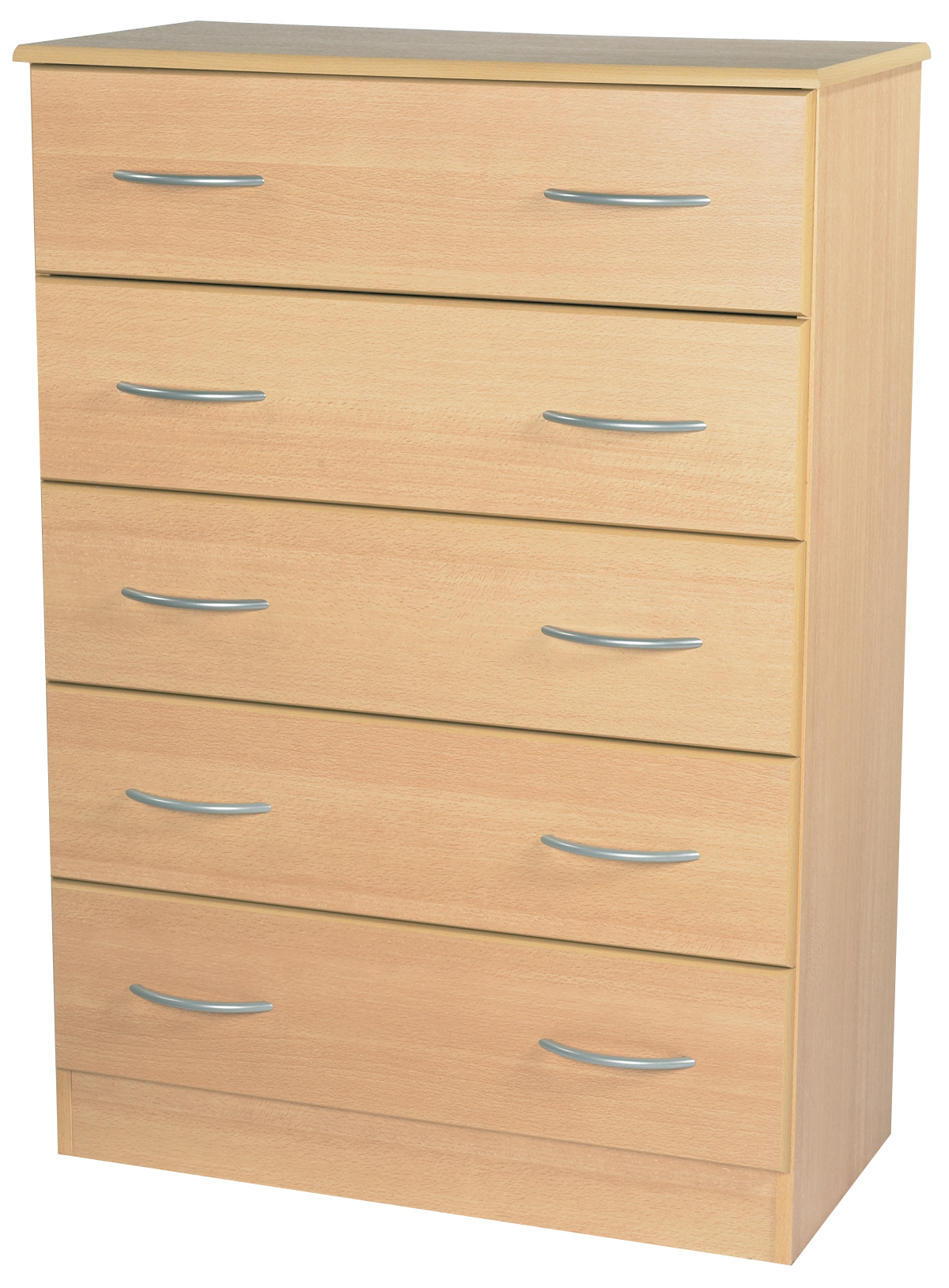 Wel e Furniture Avon 5 drawer Chest