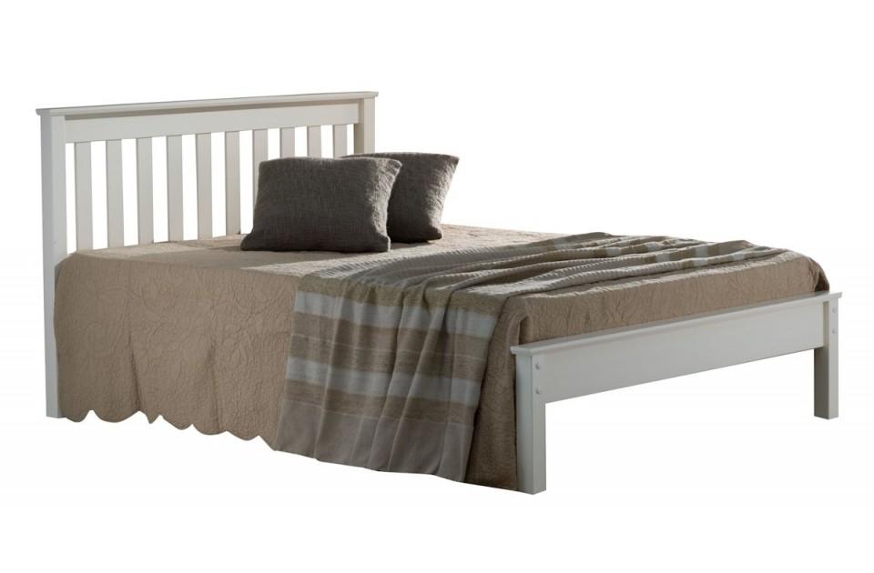 Denver Bed Frame - Time Living Denver Oak Bed Frame ...
