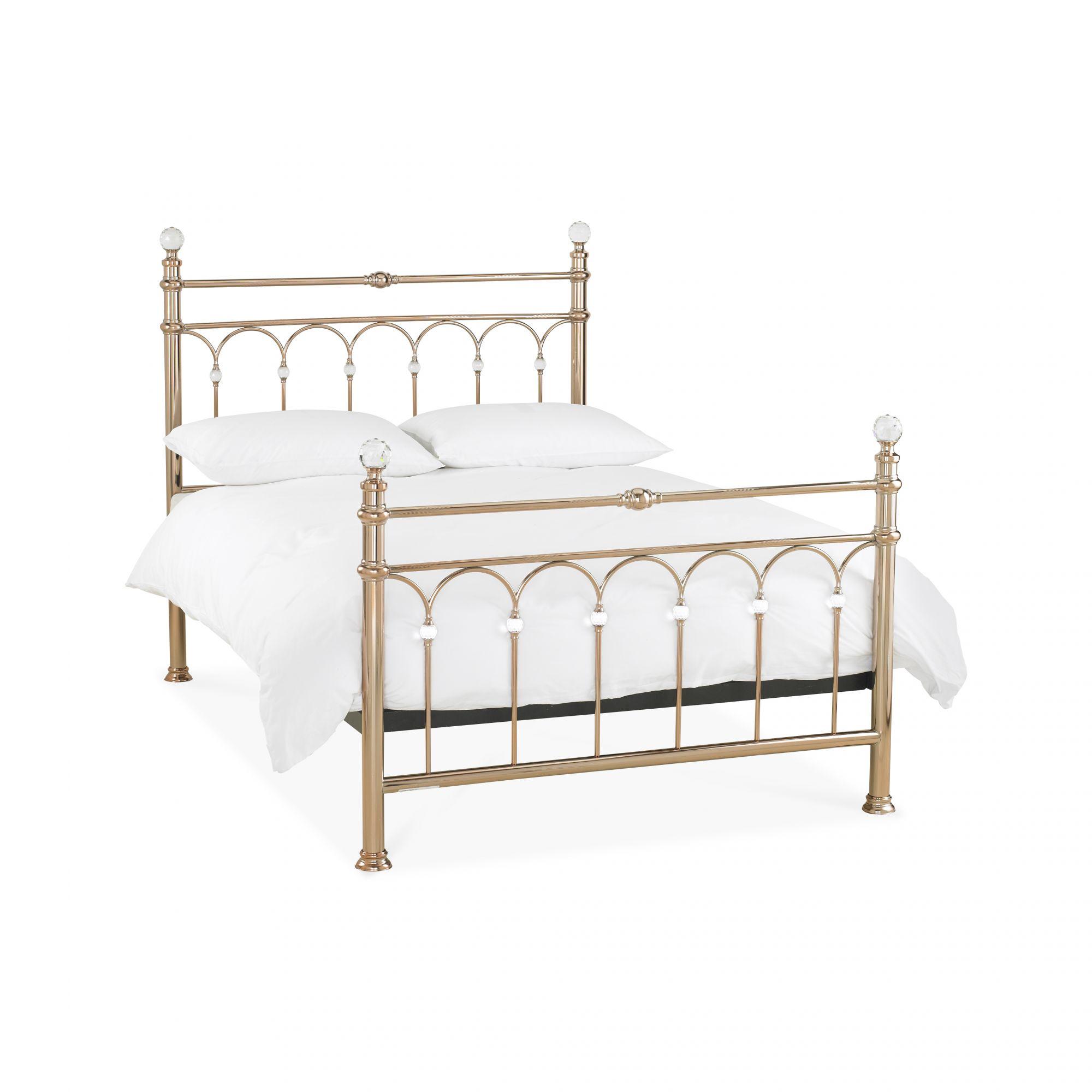 Bentley Designs Krystal Bed Frame