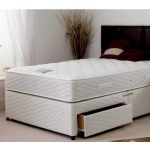 New World Garda divan bed